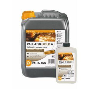Pallmann Pall-X 98 Gold A+B 1115